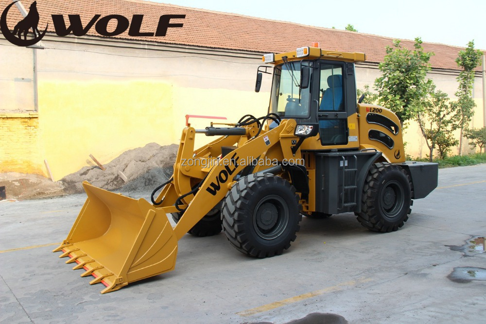 Made in china earth moving equipment,agricultural/farm equipment log loader hot sale