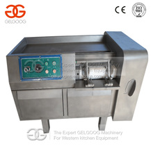 Easy Operation Pork Dicing Machine/Frozen Meat Dicer Machine