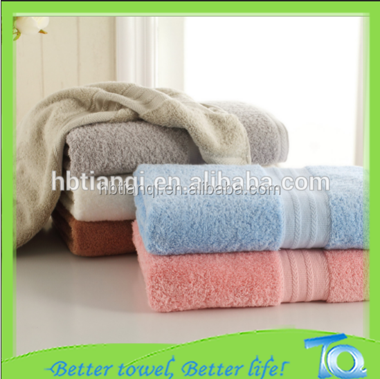 The hotel five star Pakistan cotton face cloth/towel/bath towel/towel set