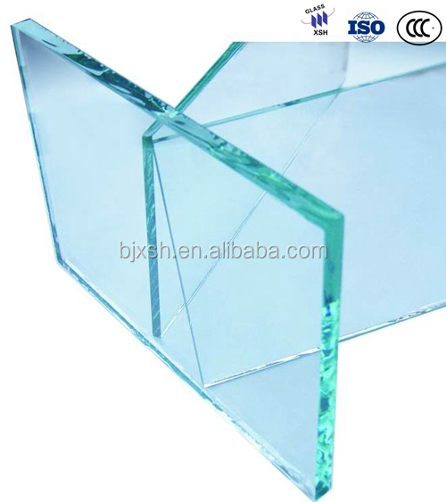 factory price float building elevation glass with CCC and ISO