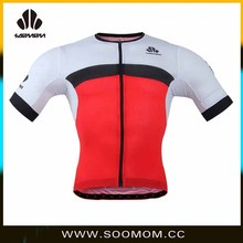 Pro niveau d'impression par sublimation vélo jersey fabricants chine