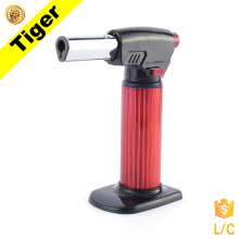 Windproof Torch Butane Gas Jet Flame Cigarette Lighter