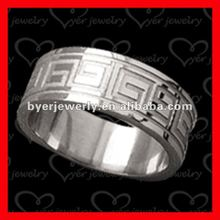Celtic tungsten ring jewelry comfort fit