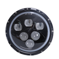 "Factory wholesale! 60W 7"" led headlight 7"" round led headlight headlight 7"" for jeep wrangler"