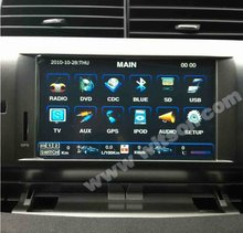 WITSON car audio gps citroen c4 car dvd player
