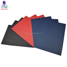 Color paper board dye texture colour cardstock paper for notebook cover