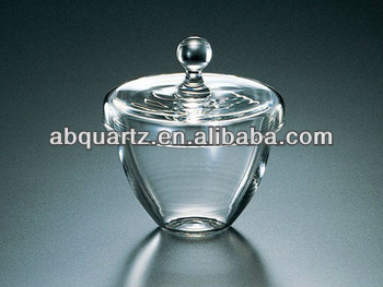 Fused Silica Crucible or Quartz Crystal Singing Bowls For polysilicon ingot casting