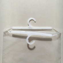 Hot selling hanger hook plastic bag with low price
