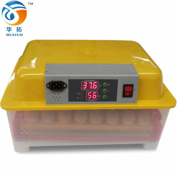 Mini automatic egg incubator 24 chicken eggs incubator