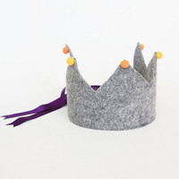 Felt Crown Princess Crown For Girls