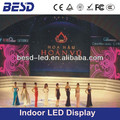 Popular design high refresh stage background LED sign display, stage led screen panel