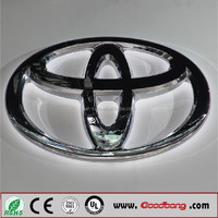 Japanese and Korean Series Outdoor Car Emblem