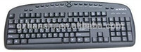 High Quality Multimedia Wired Keyboard