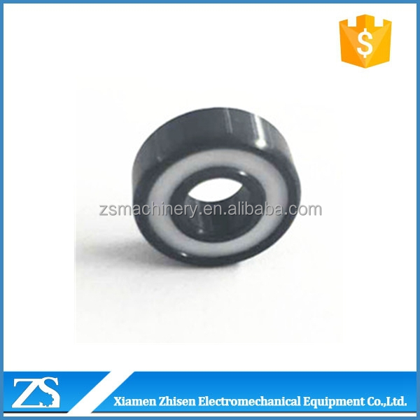 high precision ABEC-3 ceramic ball bearing 6206