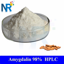 Plant extract pure white powder 98% HPLC amygdalin