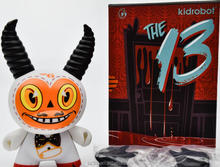"Kidrobot The 13 Dunny Series by mini vinyl are toy series 3"" Vinyl Figure New"
