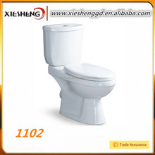 Hot sale washdown toilet wc, bathroom cheap toilet ,two piece wc toilet bowl