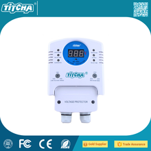 With digital instructions high and low voltage adjustable wiring home appliances voltage protection