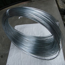 ISO factory 18 gauge gi binding wire with low price