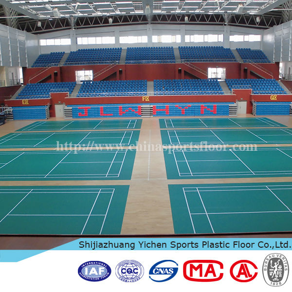 Deals High Quality Badminton Flooring Covering