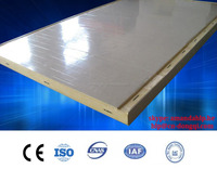 PU polyurethane sandwich panel cold room chiller room insulated panels