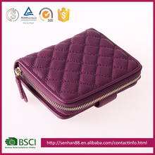Senhan Bags DongGuan Manufacture Fashion Purse Travel Passport Wallet