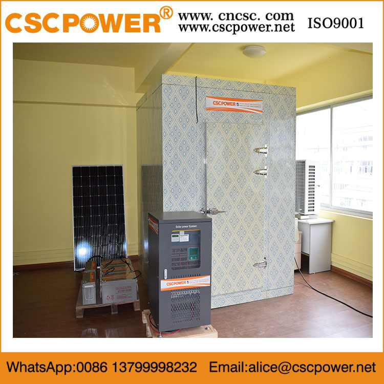 2019 hot sale mobile solar powered cold room manufacturers