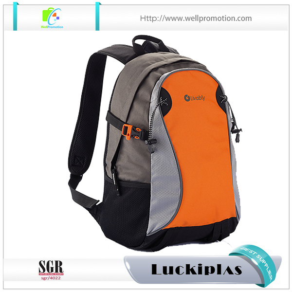 Luckiplus western style bag backpack sports back pack for men