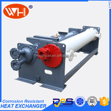 High quality tubular heat exchanger shell and tube type evaporator
