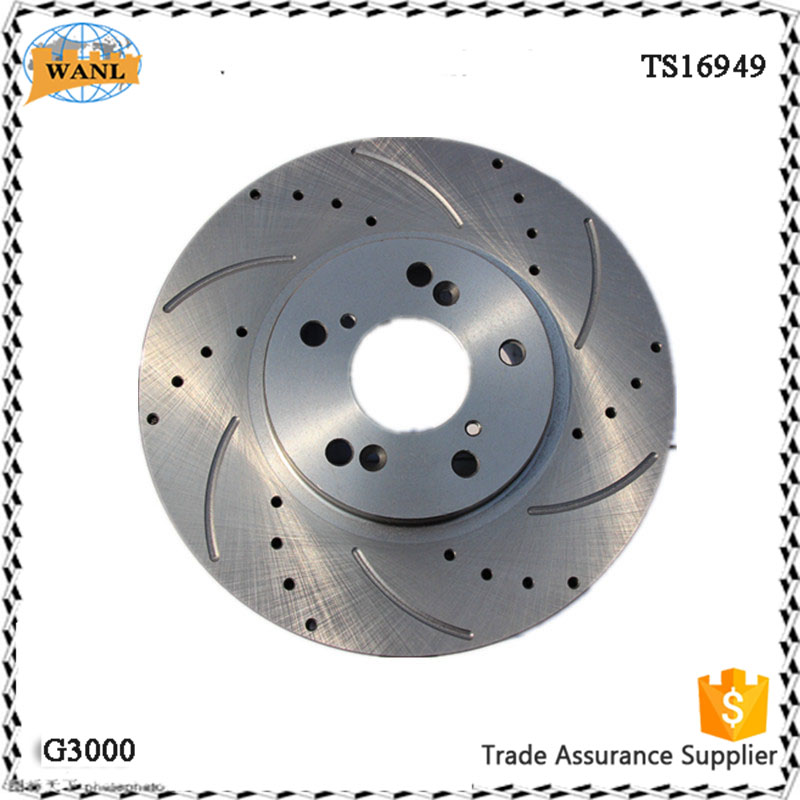 China brake pad brake disc rotor Wholesale Auto Brake Disc