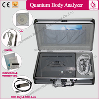2016 Simple Use Quantum Resonance Magnetic Analyzer, Quantum Magnetic Resonance Body Scanner