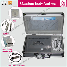 2017 Simple Use Quantum Resonance Magnetic Analyzer, Quantum Magnetic Resonance Body Scanner