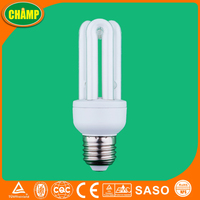 U 15W Energy Saving Fluorescent