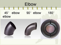 pipe fitting elbow manufacturer