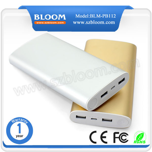 New Products 2016 Innovative Product Portable Power Bank 20000Mah Best Selling Consumer Electronics
