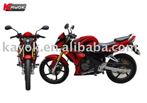 200cc Racing Motorcycle KM200GS-3