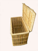 Bamboo Laundary Box