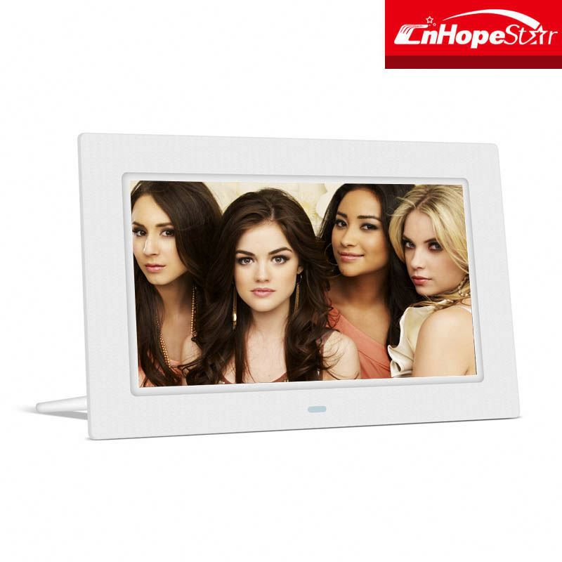 10.1 inch hd lcd digital photo frame support video/audio/picture/e-book frame