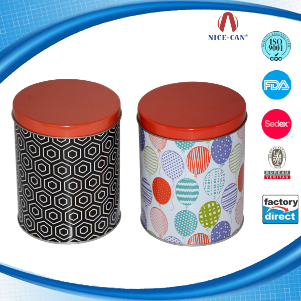 Nice Metal Paint Container for Food Tin Packaging