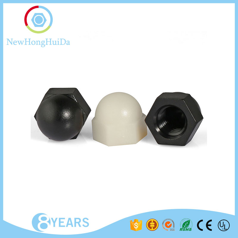 New product excellent quality plastic hex nut caps