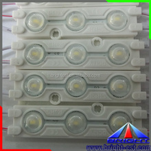 Good quanlity Samsung led module, 5630 injection led modules, SMD5630 sign lighting module