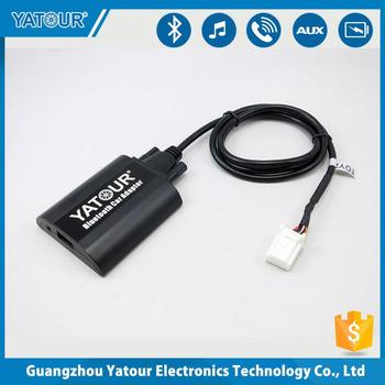 aux usb mp3 toyot a corolla bluetooth car kit