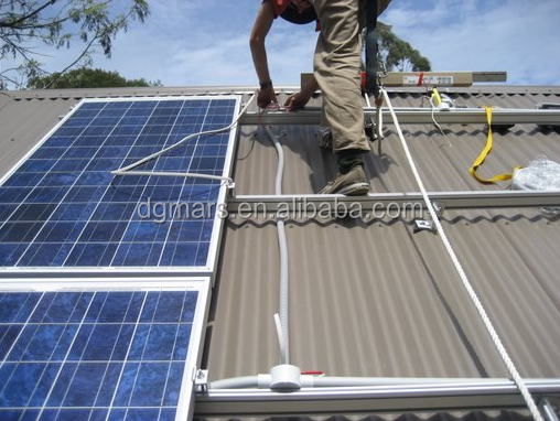 China high quality low price home solar electricity generation system 220V 3000W 5000W