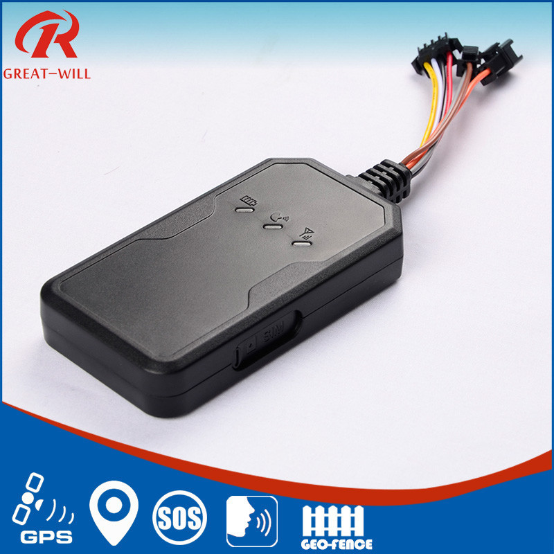 auto fleet vehicle gps tracking devices on car with Geo-fense/microphone/mobile tracking