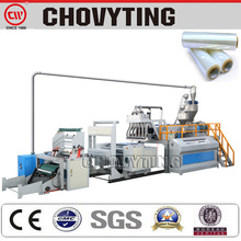 automatic 3 layer stretch wrapping film co-extrusion machine