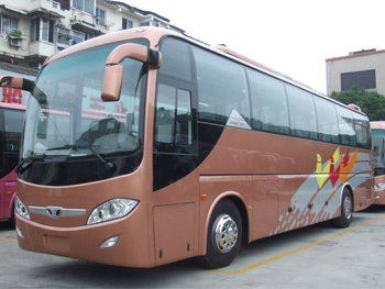 Brand New 9M China Daewoo Luxury Coach for sale 2019