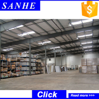 Cheap Prefabricated Steel Structure Warehouse For