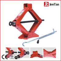 CE GS TUV Hydraulic Mini Mechanical Scissor Jack for universal car lifting