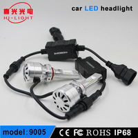 2017 New Led Car Headlight Auto