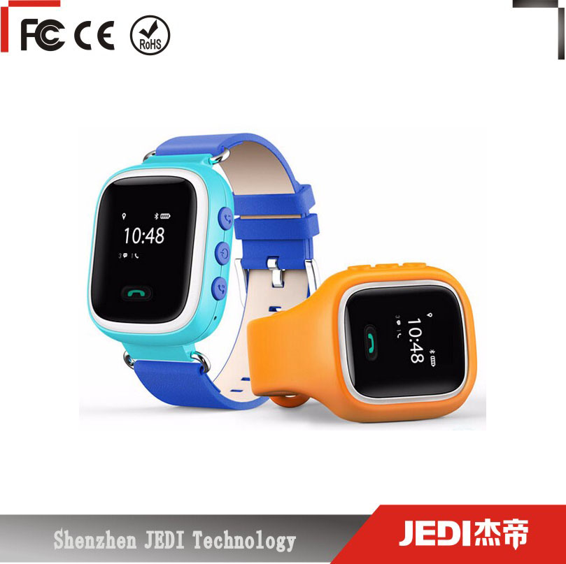 kids gps smart watch Q60 with android and ios system gh0229